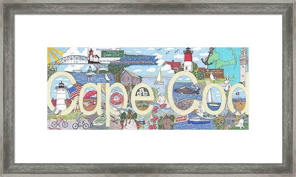 Cape Cod Framed Print