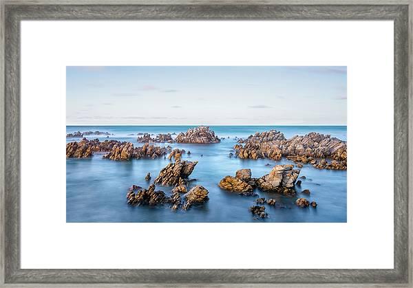 Cape Of Needles Framed Print
