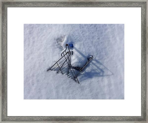Cart Art No. 32 Framed Print