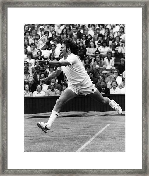 Champion Play Framed Print