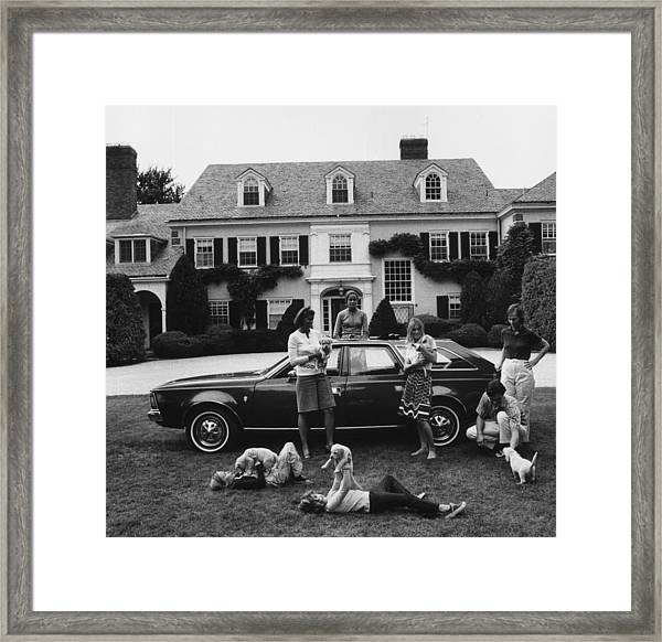 Chapin Family Framed Print