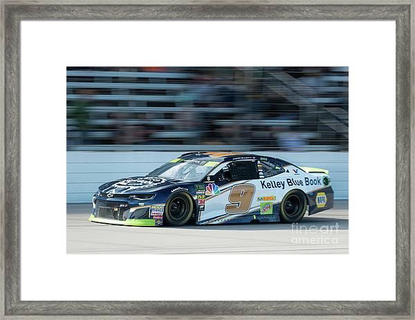 Chase Elliott #9 Framed Print
