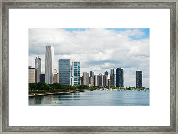 Chicago Architecture Framed Art Prints