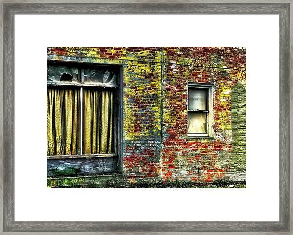 Choose Your Color Framed Print