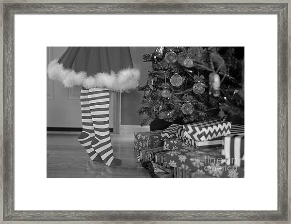 Christmas 10 Framed Print