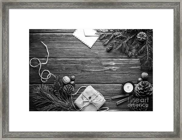 Christmas 6 Framed Print
