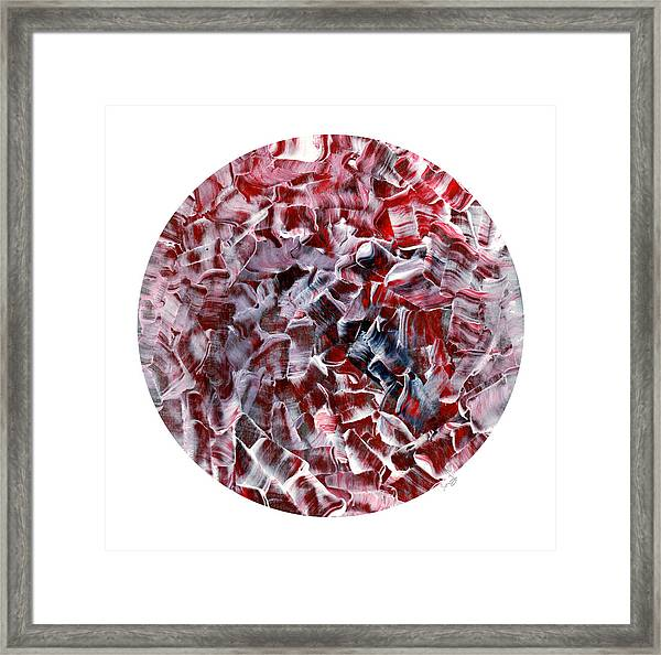 Circle Of Sweetness Framed Print