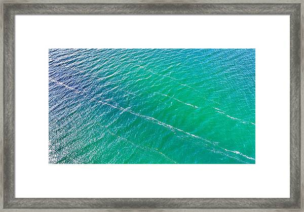 Clear Water Imagery  Framed Print
