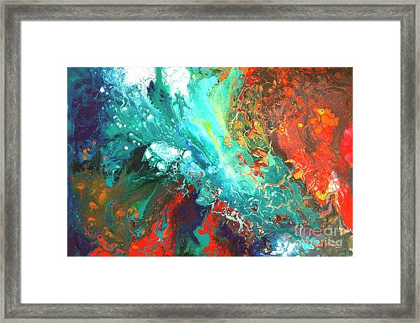 Coastal Migration Framed Print