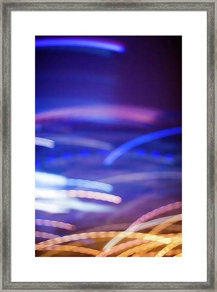 Continuance II Framed Print
