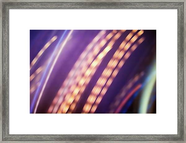 Continuance Iv Framed Print