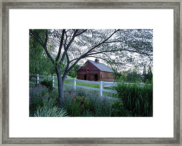 Country Memories Framed Print