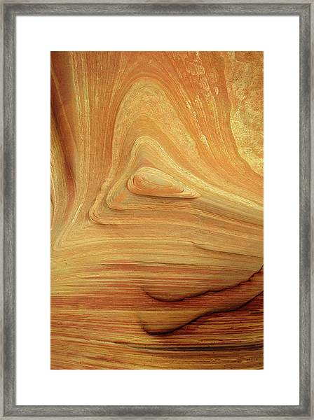 Coyote Buttes North Framed Print