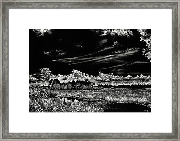 Cruickshank Trail Framed Print