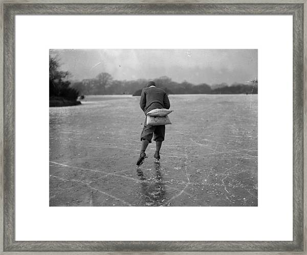 Cushioned Framed Print