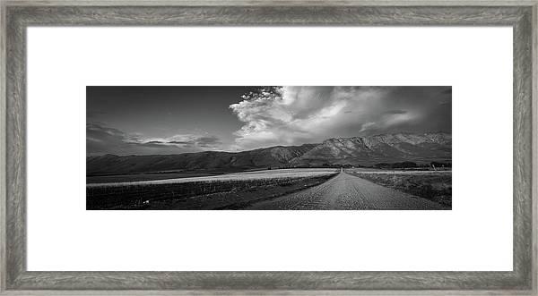 D0557 - Tulbagh Landscape Framed Print
