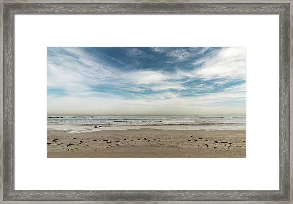D1375 - Seascape Framed Print