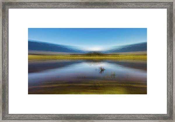 D2056p Framed Print