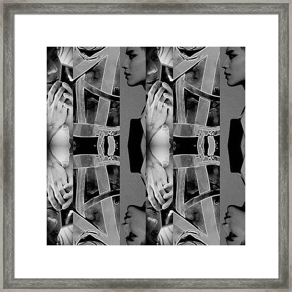Dance It Framed Print