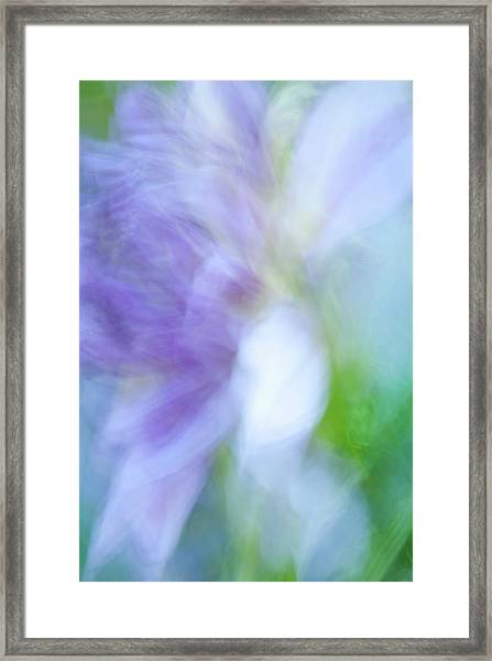 Dancing Angel Framed Print