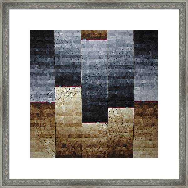 Daybreak Is Your Midnight Framed Print