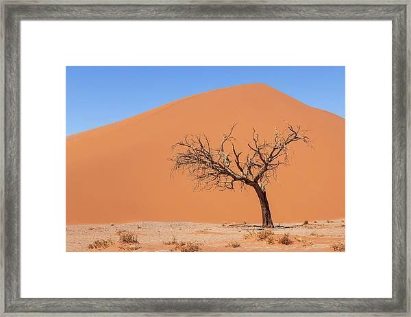 Deserted Framed Print