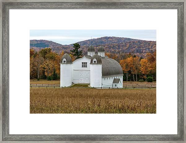 Dh Day Farm 13 Framed Print