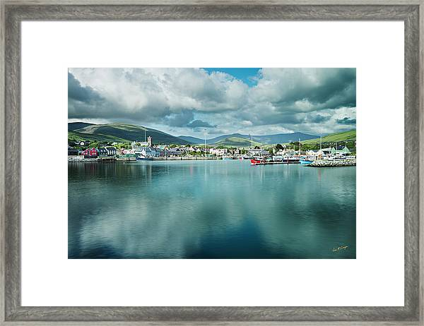 Dingle Delight Framed Print