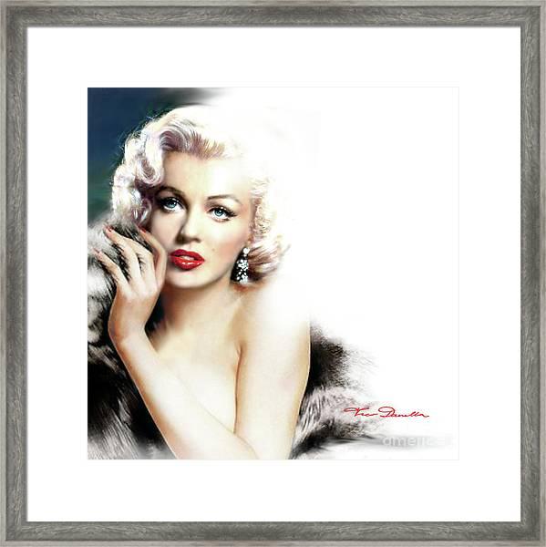 Diva Mm 169 Q Framed Print
