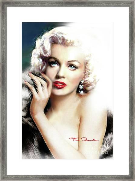 Diva Mm 169 R Framed Print