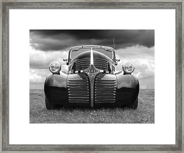 Dodge Truck 1947 Framed Print