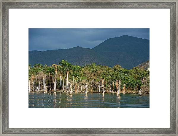 Dominican Republic, South West Framed Print