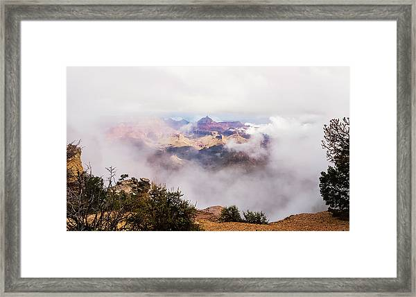 Don't Breathe Framed Print