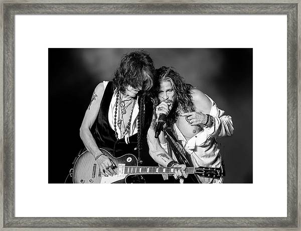 Download Festival 2014 - Day 3 Framed Print by Neil Lupin