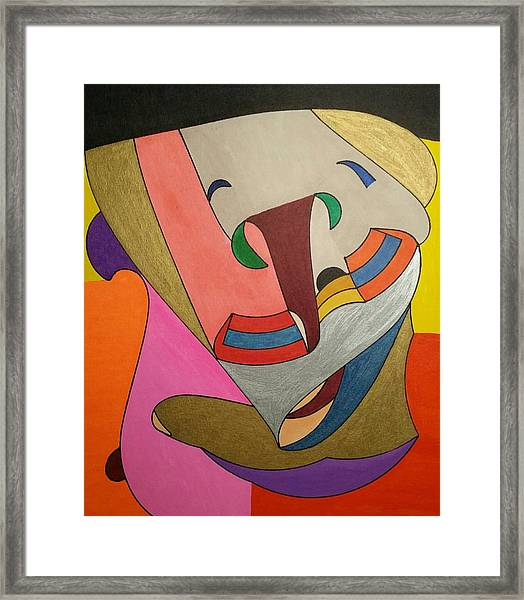 Dream 337 Framed Print