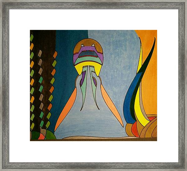 Dream 338 Framed Print