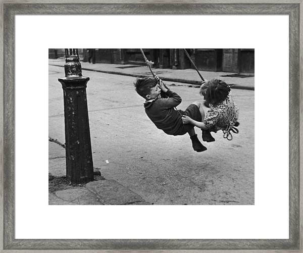 Dublin Day Off Framed Print