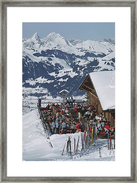 Eagle Club Framed Print