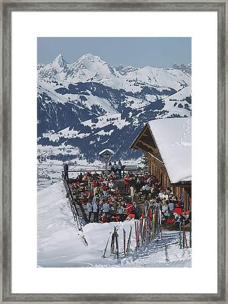 Eagle Club Framed Print