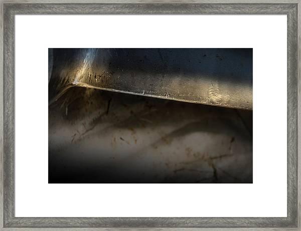 Edge Framed Print