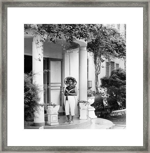 Elizabeth Bettye Murphy Framed Print