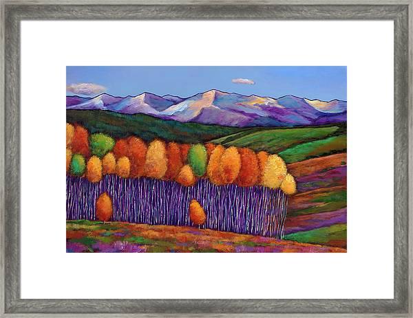Elysian Framed Print