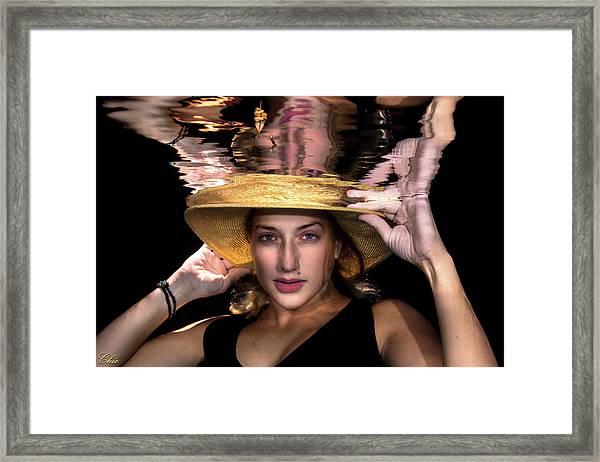 Emily 4 Framed Print