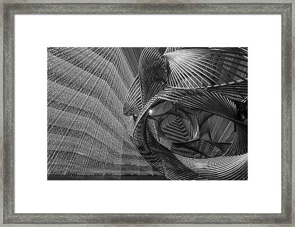 Escher's Summer Cottage Framed Print