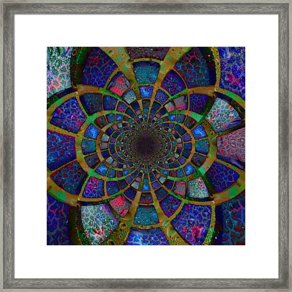 Estuarial Framed Print