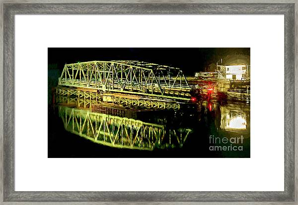 Framed Print featuring the photograph Farewell Old Friend by DJA Images