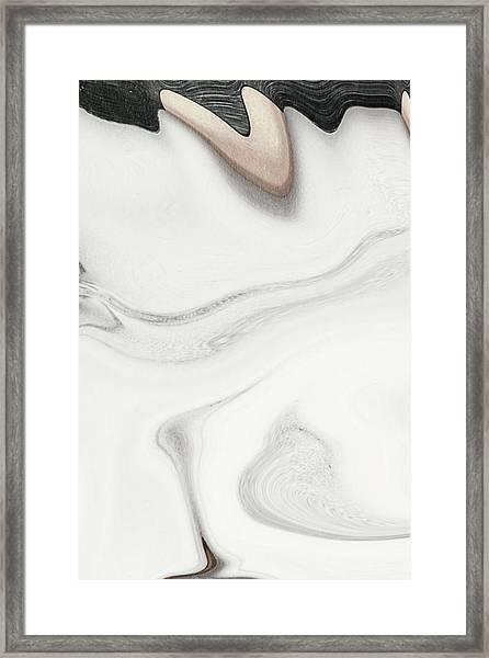 Feminine I Framed Print