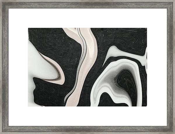 Feminine IIi Framed Print