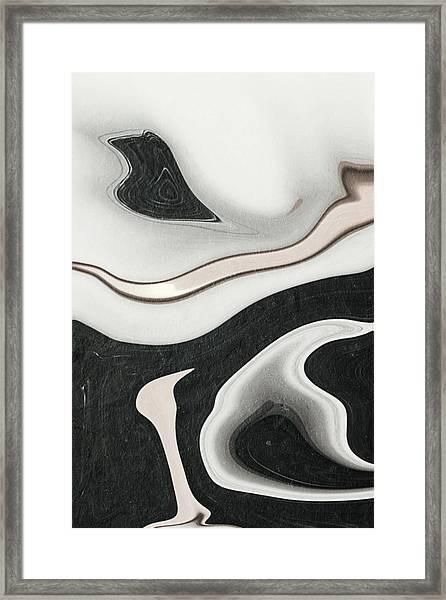 Feminine Iv Framed Print