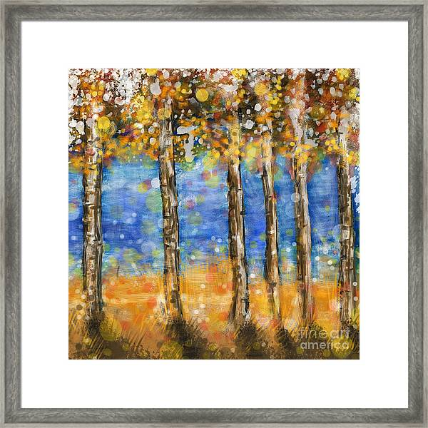 Feng Shui Your Life - The Wind In The Silo Framed Print by Remy Francis
